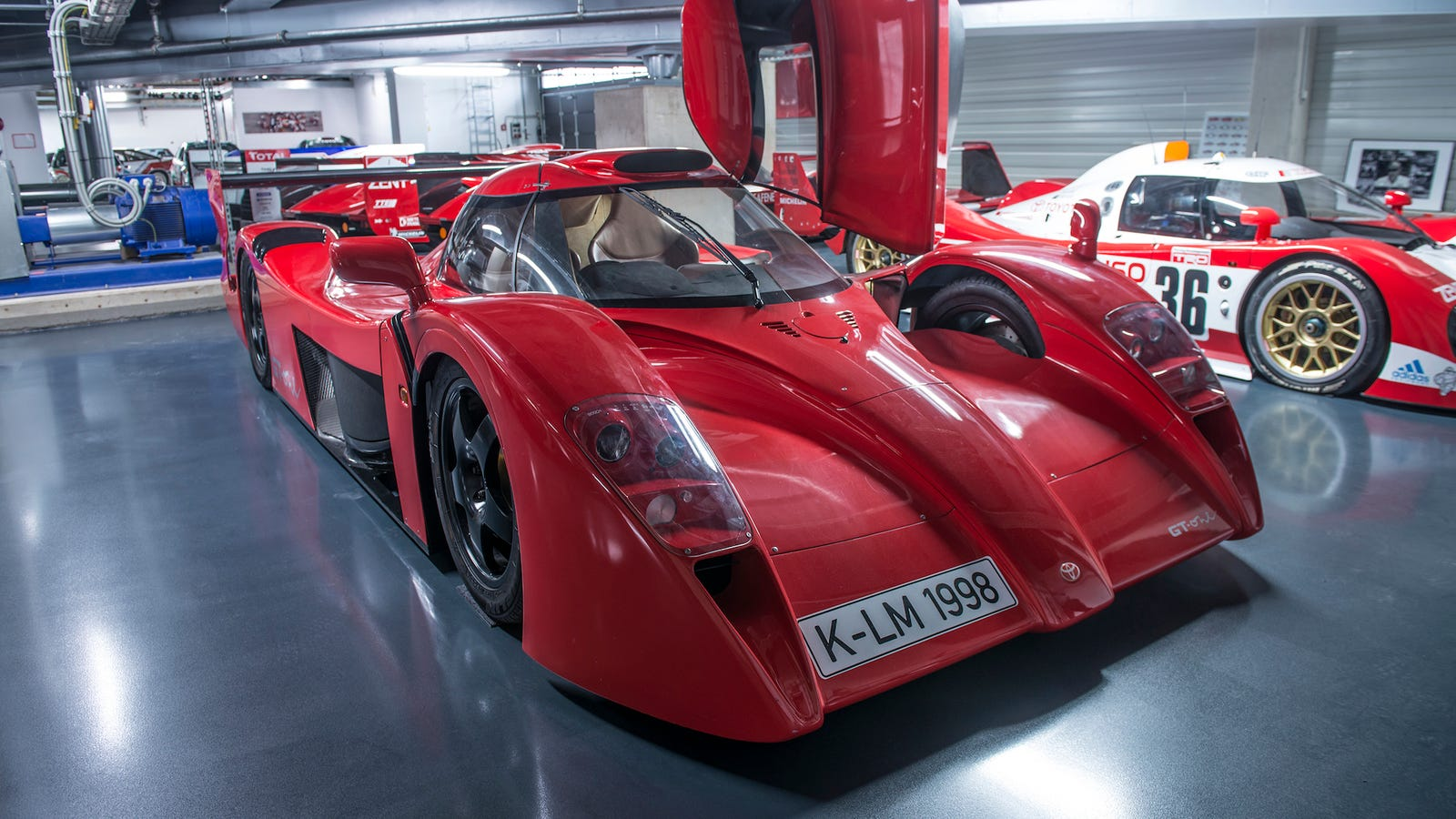 All The Best Racer-Derived Road Cars To Come Out Of GT1