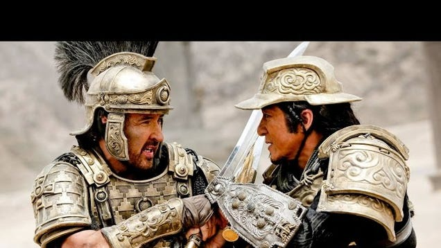 han china vs classical rome Here we have it: a strong early contender for 2015's guiltiest pleasure jackie chan, john cusack, adrien brody and peng lin star in dragon blade, an alt-history in which rome fights han.