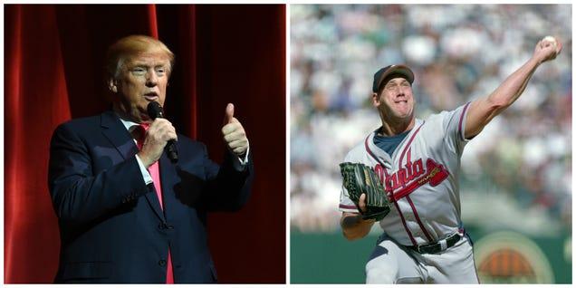 Donald Trump Wins Coveted John Rocker Endorsement