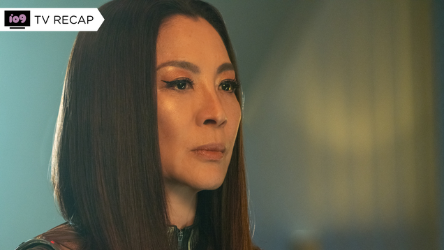 Michelle Yeoh Delivers Star Trek: Discovery a High It Didn t Quite Earn