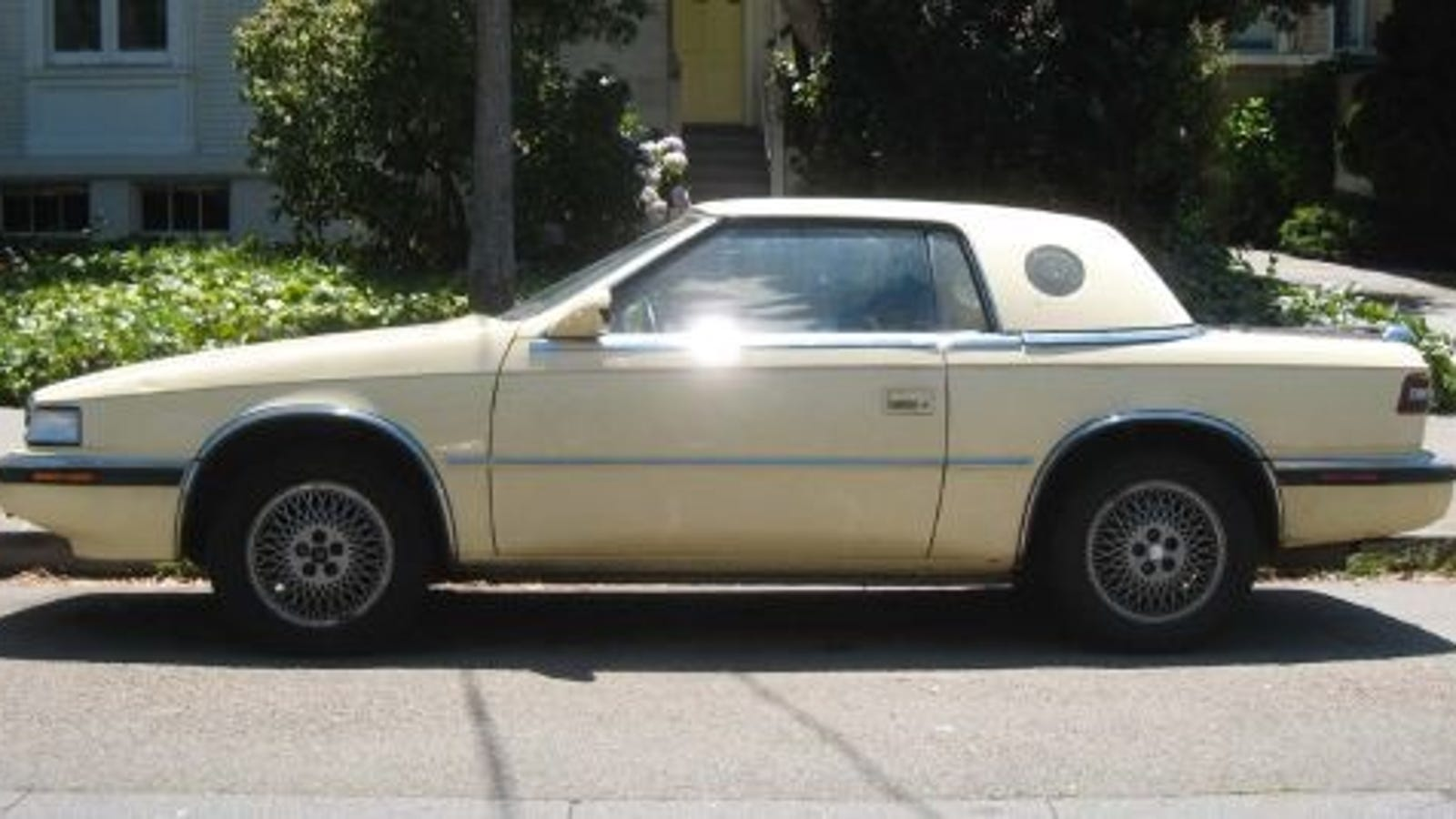 1990 chrysler tcmaserati