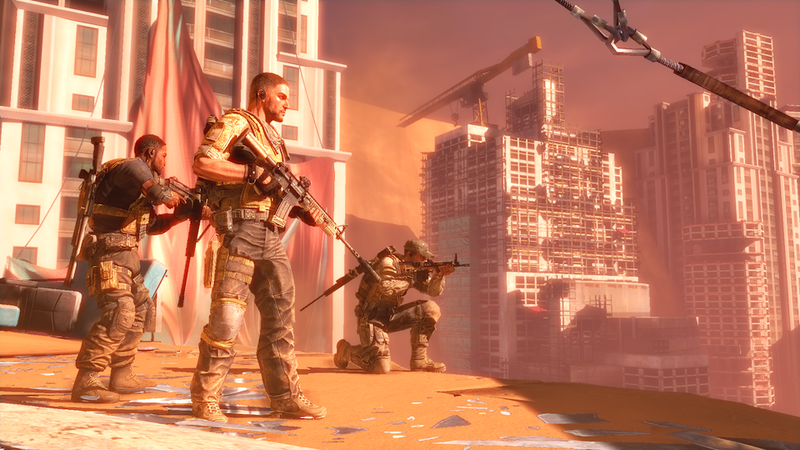 Illustration for article titled Spec Ops: The Line is 50% Off on Amazon