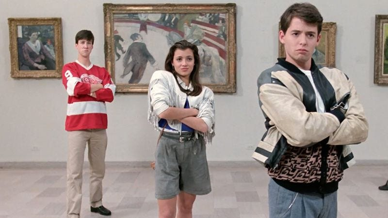Ferris Bueller's Day Off (Image via screencap)