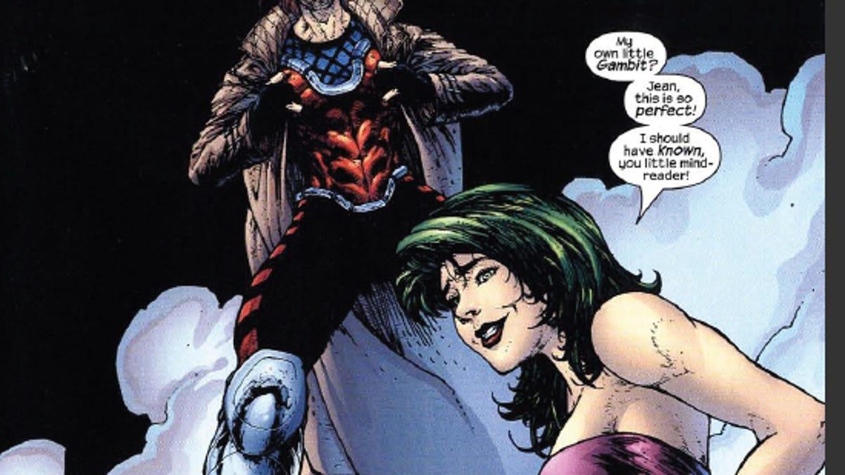 sexe Comics Teen Titans