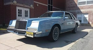 Illustration for article titled For $4,000, This 1982 Chrysler Imperial Is A Blue Eyed Devil