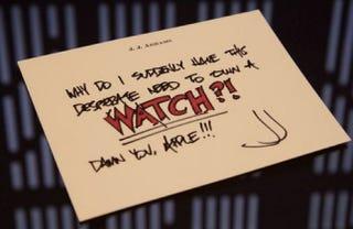 Illustration for article titled What Huge Star Wars: Episode 7  Spoiler Did J.J. Abrams Just Reveal?