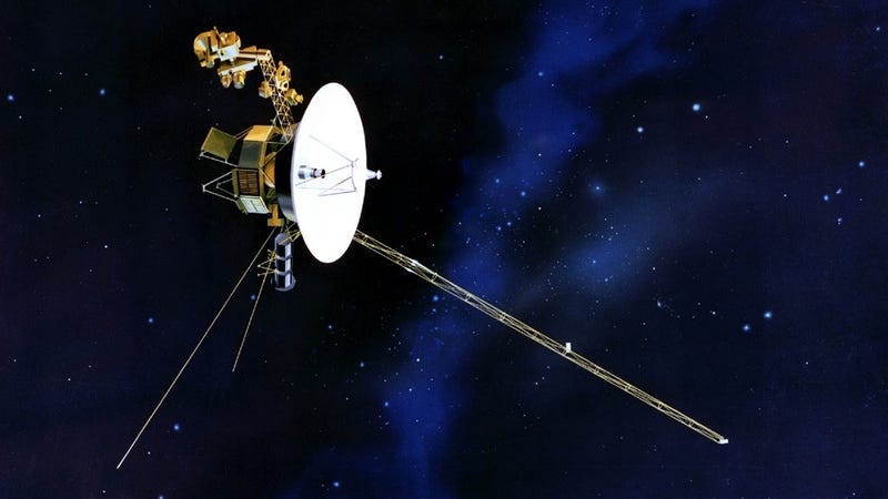Illustration for article titled It's Official: Voyager 1 Has Left the Solar System