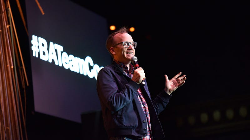 Illustration for article titled Chris Gethard is returning to TV in a very cool way