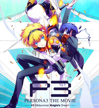Illustration for article titled Persona 3 The Movie 2: A Midsummer Knight's Dream on Netflix