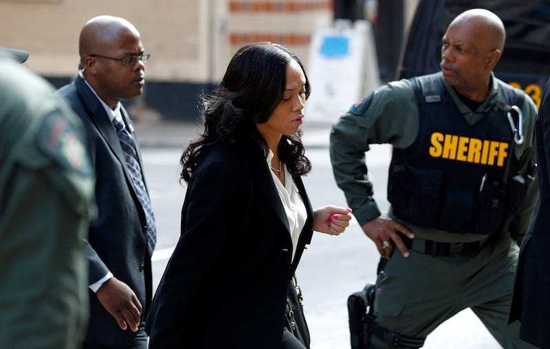 #FreddieGray: Charges Against 3 Remaining Baltimore Cops Dropped