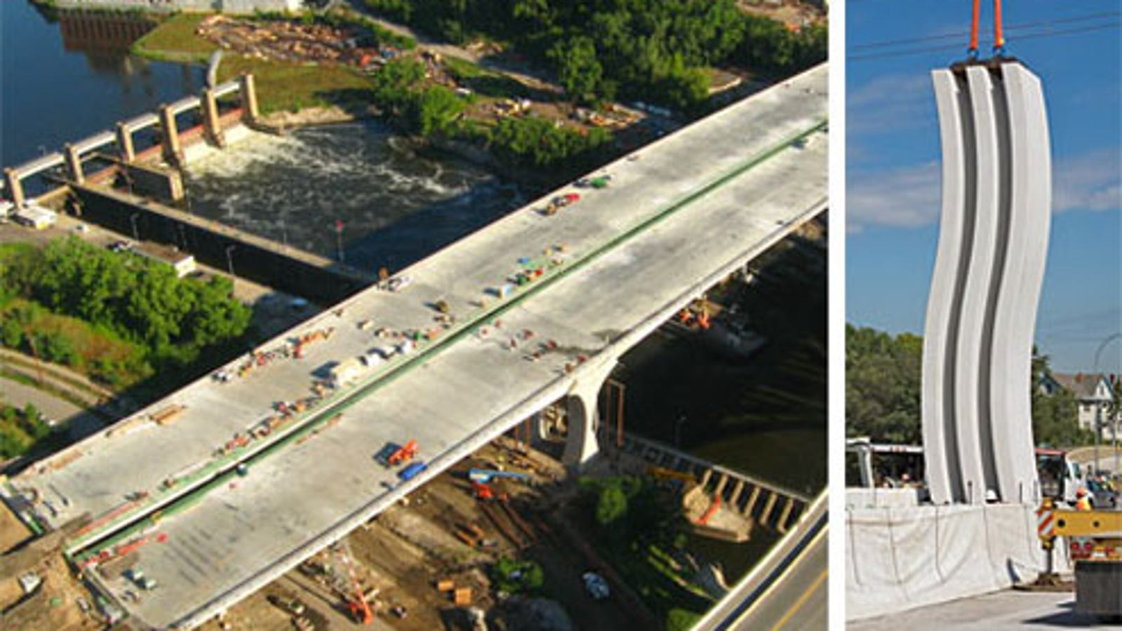 How Much Is A Catalytic Converter >> Minnesota Bridge Structures Actually Remove Air Pollution