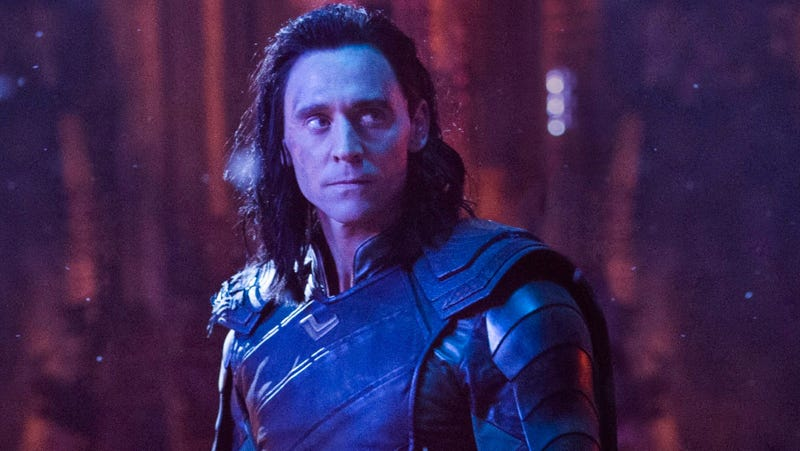 Sound like Loki is going to do some traveling in his new streaming series.