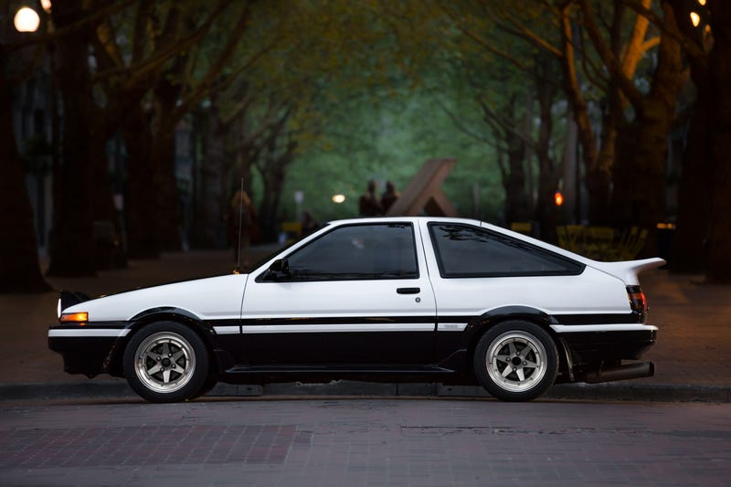 Your Ridiculously Awesome Toyota AE86 Wallpaper Is Here