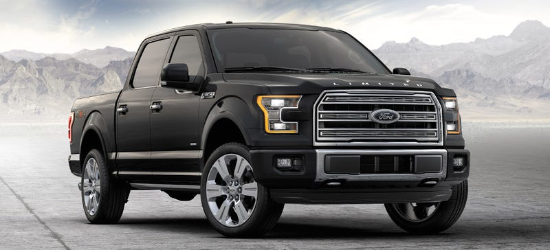 all the toys that will take the 2016 ford f 150 limited over 60 000. Black Bedroom Furniture Sets. Home Design Ideas