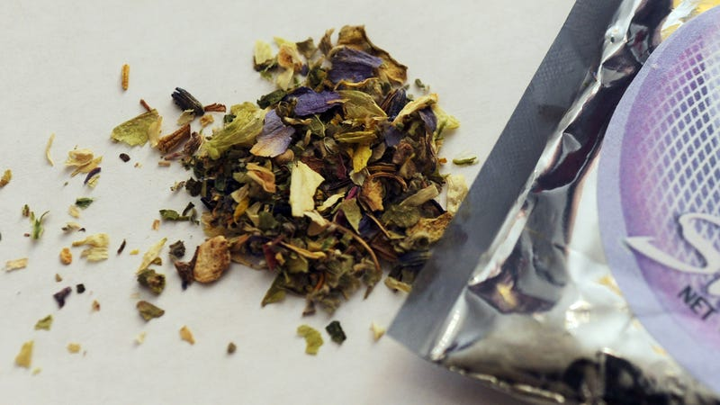 Some synthetic pot products sold in Illinois are causing people to develop severe bleeding and have been linked to at least two deaths.