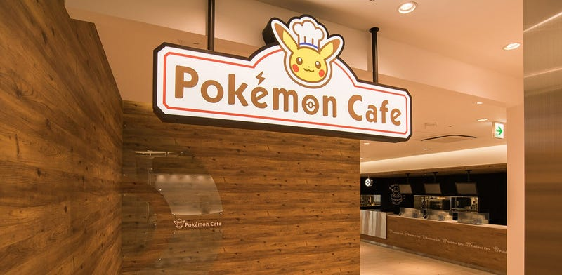 Illustration for article titled Inside Tokyo's Newest PokémonCafe