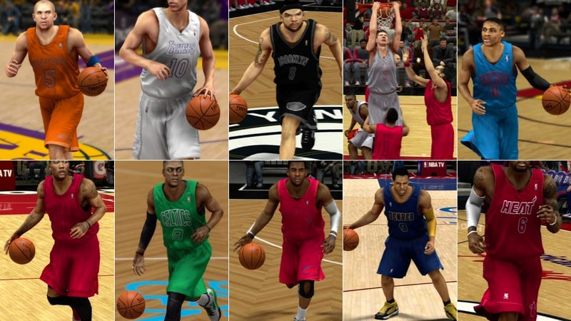 7d3589f3d6af Here are the Christmas Day Uniforms the NBA Doesn t Want You to Open Early