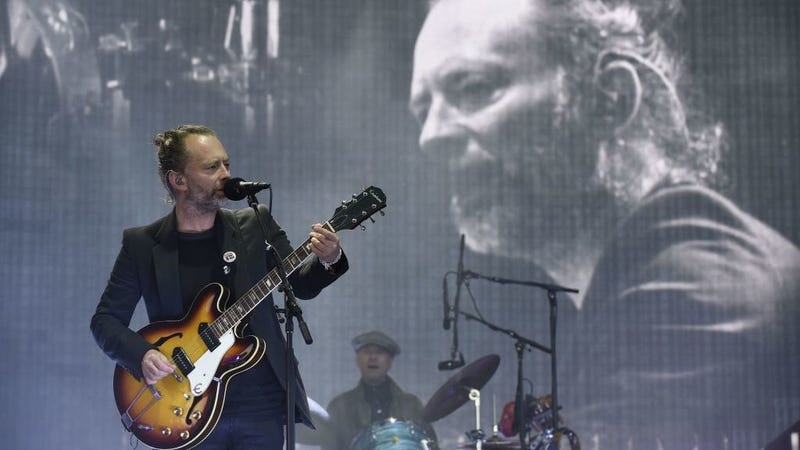 Radiohead (Photo: Andy Buchanan/Getty Images)