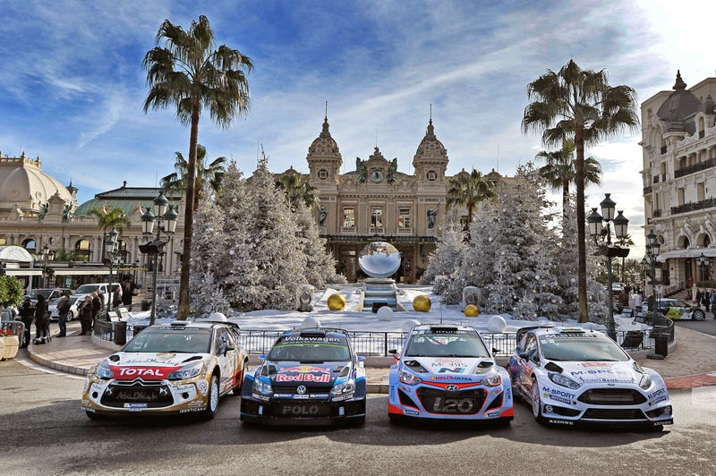 Illustration for article titled Fantasy WRC Preview: The Countdown of Monte Carlo