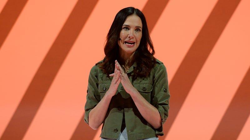 Jade Raymond at E3 2016.