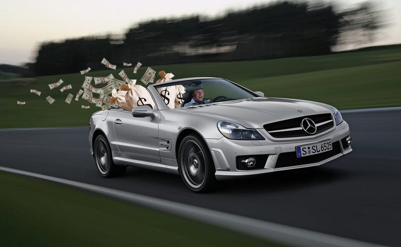 Illustration for article titled The 20 Most Expensive Cars To Insure