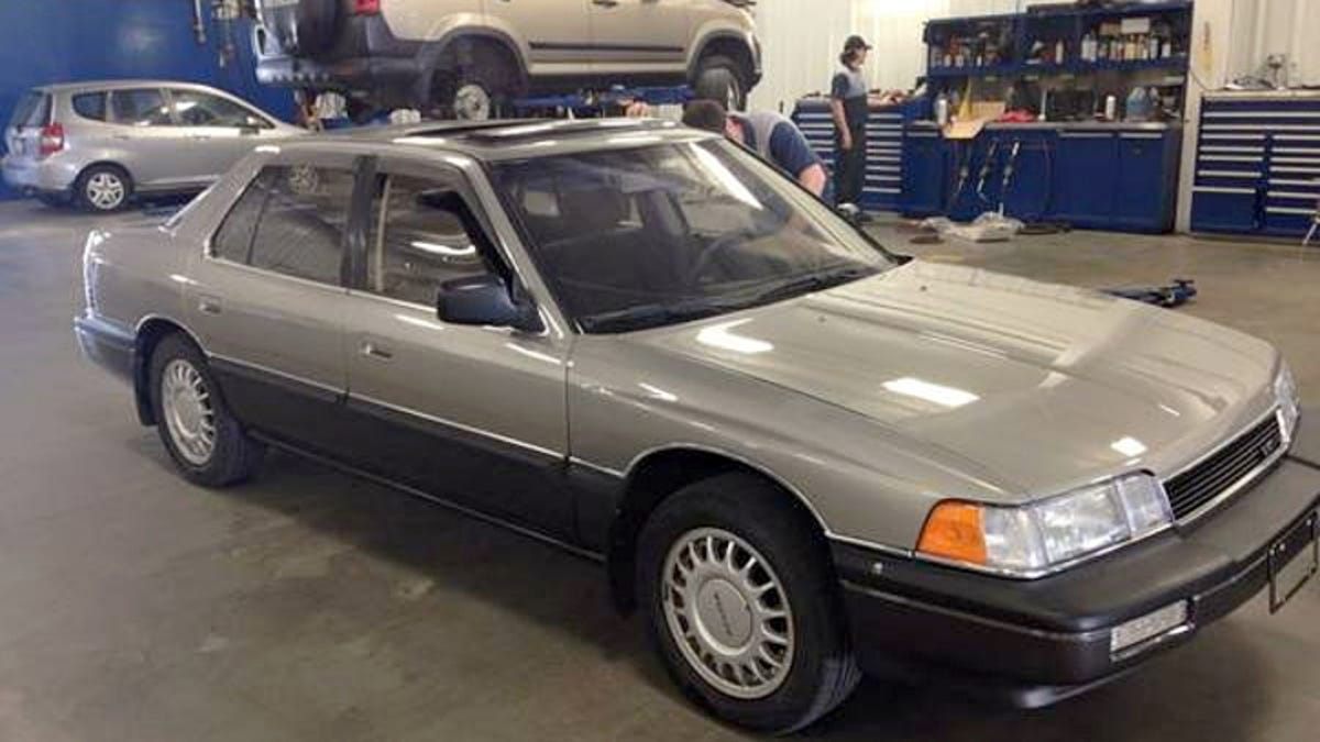 Acura Legend For Sale >> For 2 300 Could This 1988 Acura Legend Be A Legendary Value