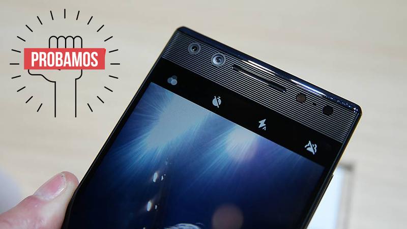 El nuevo Alcatel Series 5 es un teléfono genial por $250