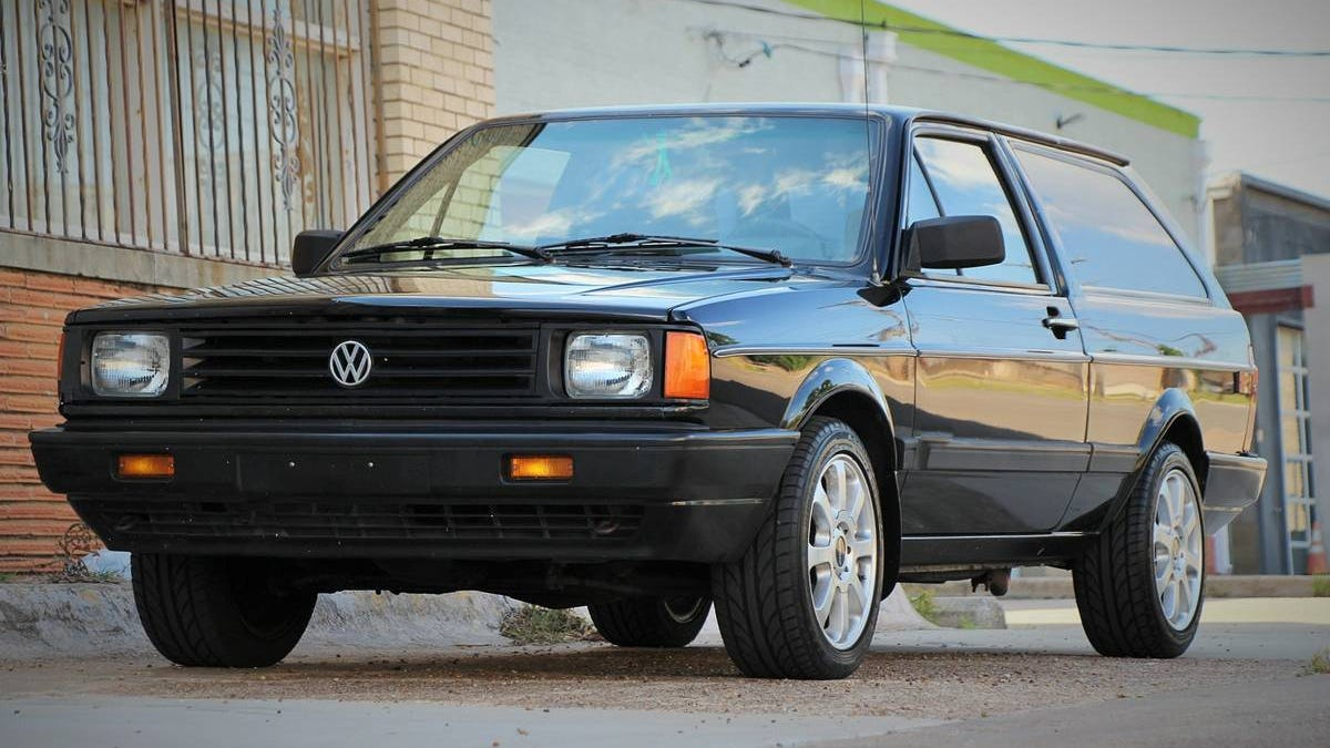 For $4,800, Could This 1990 VW Fox Shooting Brake Have You Breaking Out  Your Wallet?
