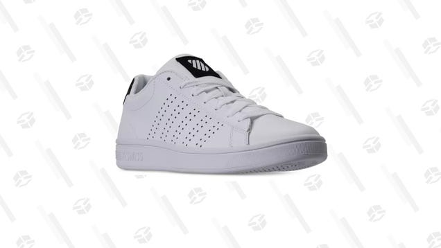 Tie Every Look Together With a Pair of Classy K-Swiss Sneakers, Now Just $30