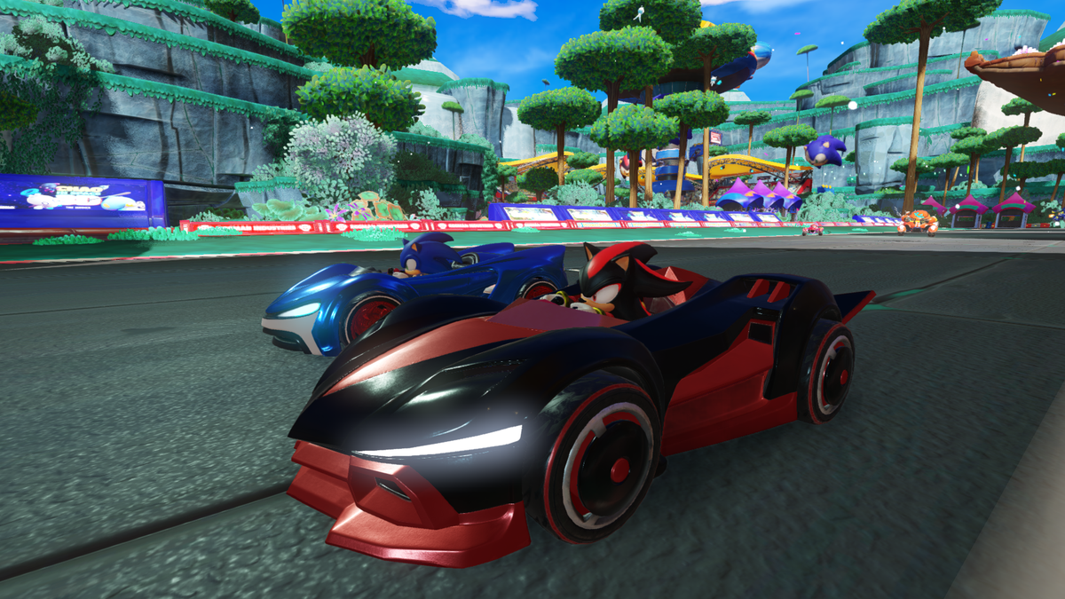 Walmart Leak Reveals Team Sonic Racing [UPDATE: Confirmed]