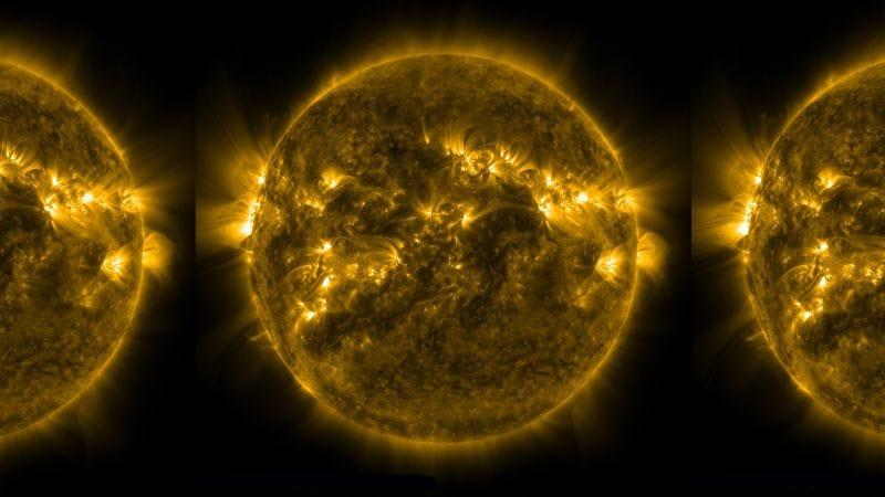 Imagen: NASA / SDO.