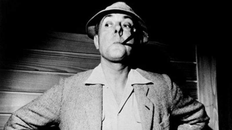 Illustration for article titled The sparse Complete Jacques Tati showcases a singular comedic filmmaker