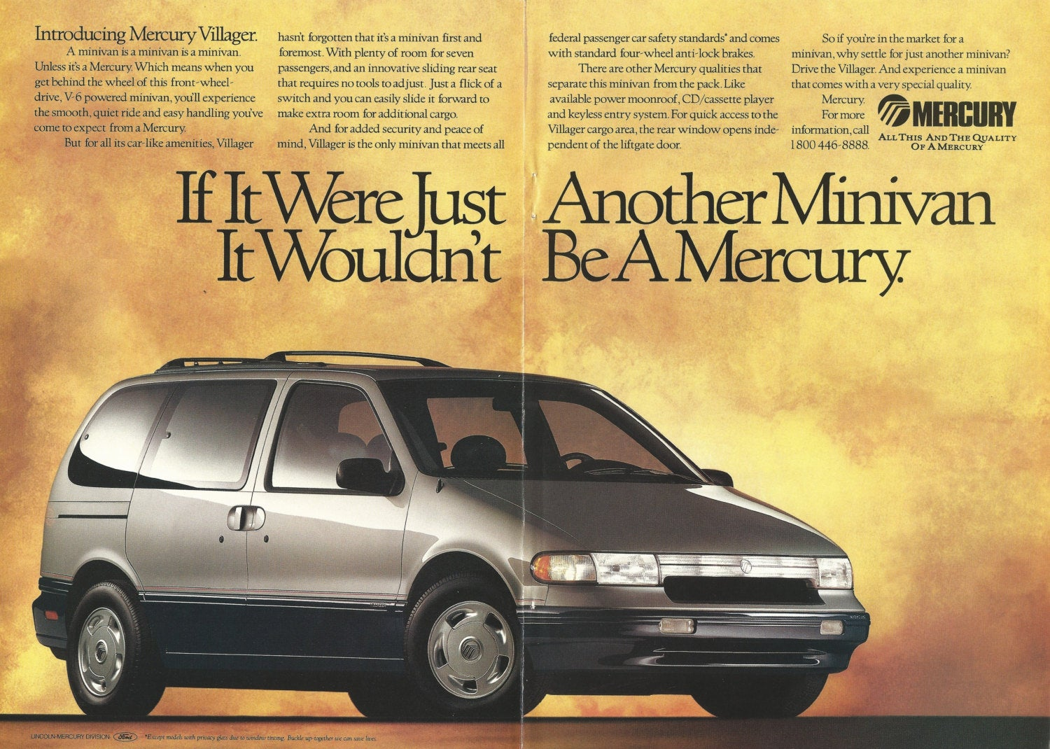 meh car monday ugh, the mercury villager, especially that nautica oneMercury Villager Nissan Quest #3