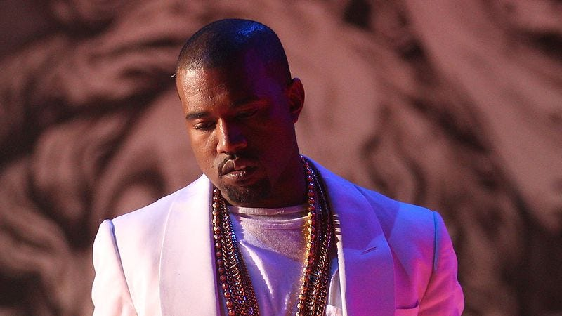 Illustration for article titled Kanye West:Yeezus