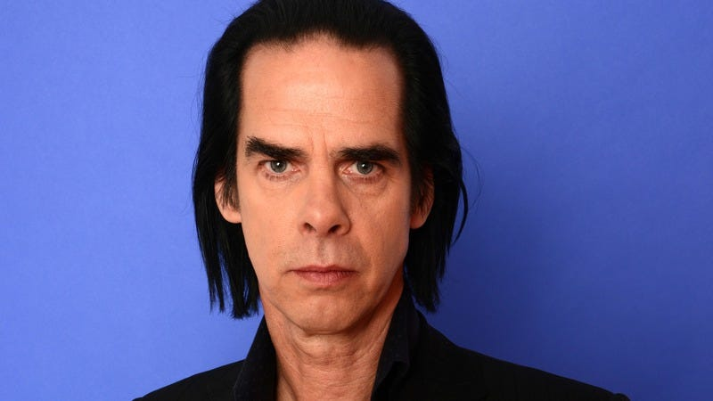 Nick Cave in 2014. (Image by: Getty Images)