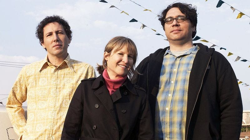 Illustration for article titled I Regret Waiting Until Marriage To Have Sex With All 3 Members Of Yo La Tengo