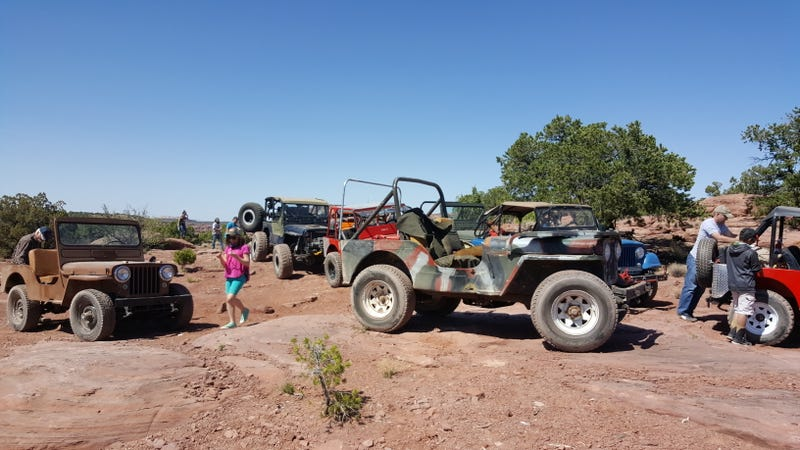 How My Rusty 1948 Farm Jeep Challenged $50,000 Wranglers On