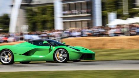 Does The New Jamiroquai Song Pass The 200 MPH Lamborghini Test?