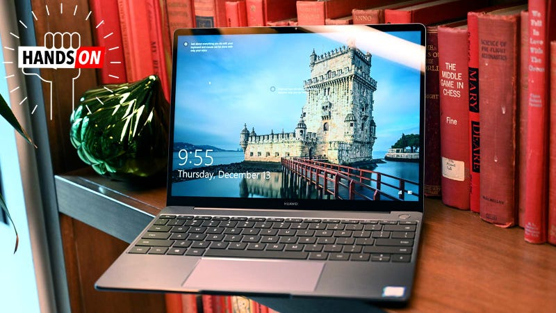 Illustration for article titled Huawei Is Going Hard at the MacBook Air With Its New MateBook 13