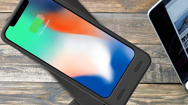 ZeroLemon iPhone X Battery Case | $24 | Amazon | Promo code 7BZM54BB