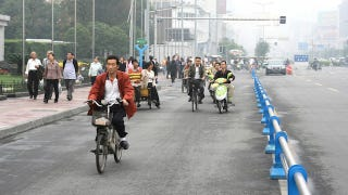 Illustration for article titled China Is Banning Electric Bikes Because They've Killed Too Many People