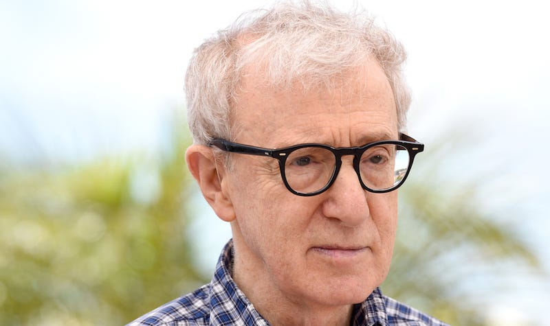 Illustration for article titled Woody Allen, Lover of Young New Things, Regrets His Deal With Amazon
