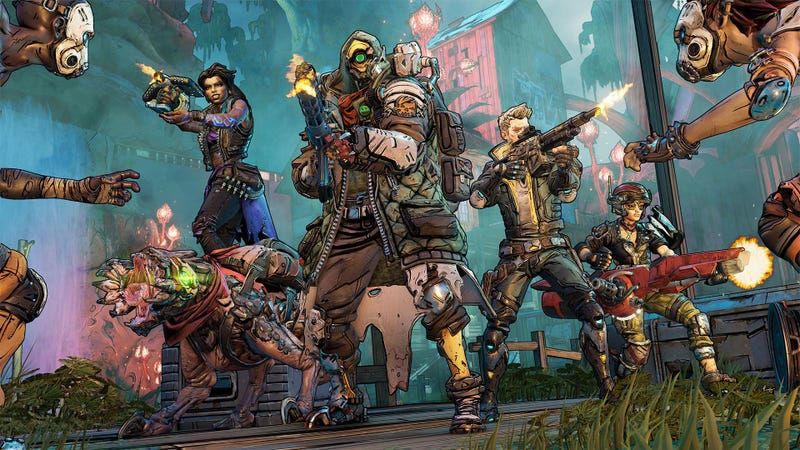 Illustration for article titled Borderlands 3's Review Situation Sure Is Strange