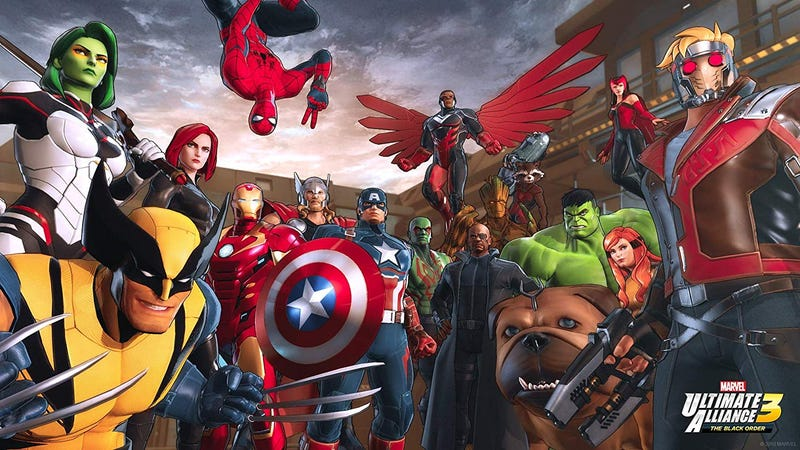 Preorder Marvel Ultimate Alliance 3 [Switch] | $52 | Amazon | Prime members only. Discount shown at checkout.