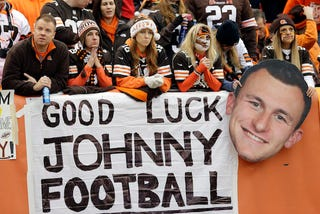 Illustration for article titled Contest-Winning Browns Fan Insists He's A Real Human