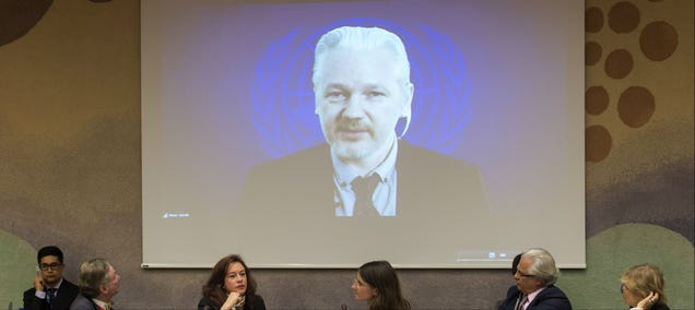WikiLeaks Just Started Accepting Secrets Again