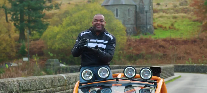 Illustration for article titled Top Gear's Rory Reid Has A New Show About Finding The Best Roads