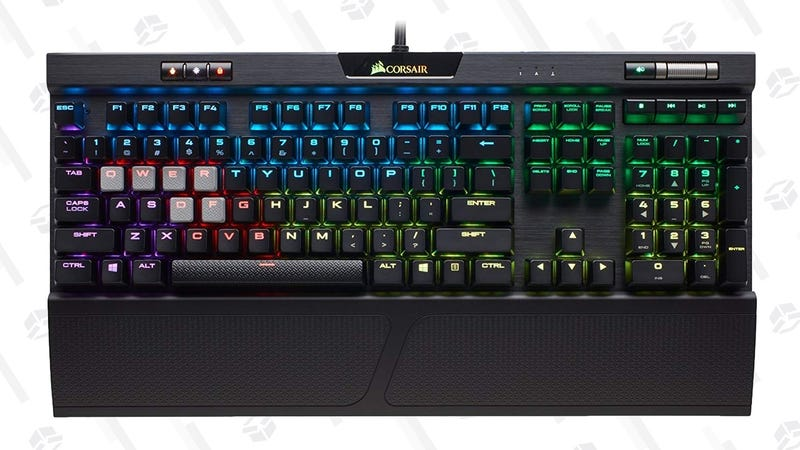 Corsair K70 Mk.2 RGB Keyboard | $100 | Amazon