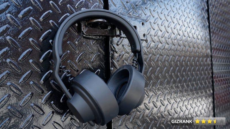 Illustration for article titled Aiaiai TMA-1 Studio Headphones: Good, But not Quite Pro-Caliber