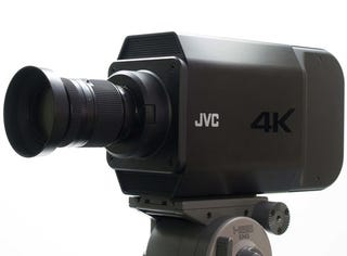 Illustration for article titled JVC's First 8K Projector and 4K Live Camera Are Under $200K